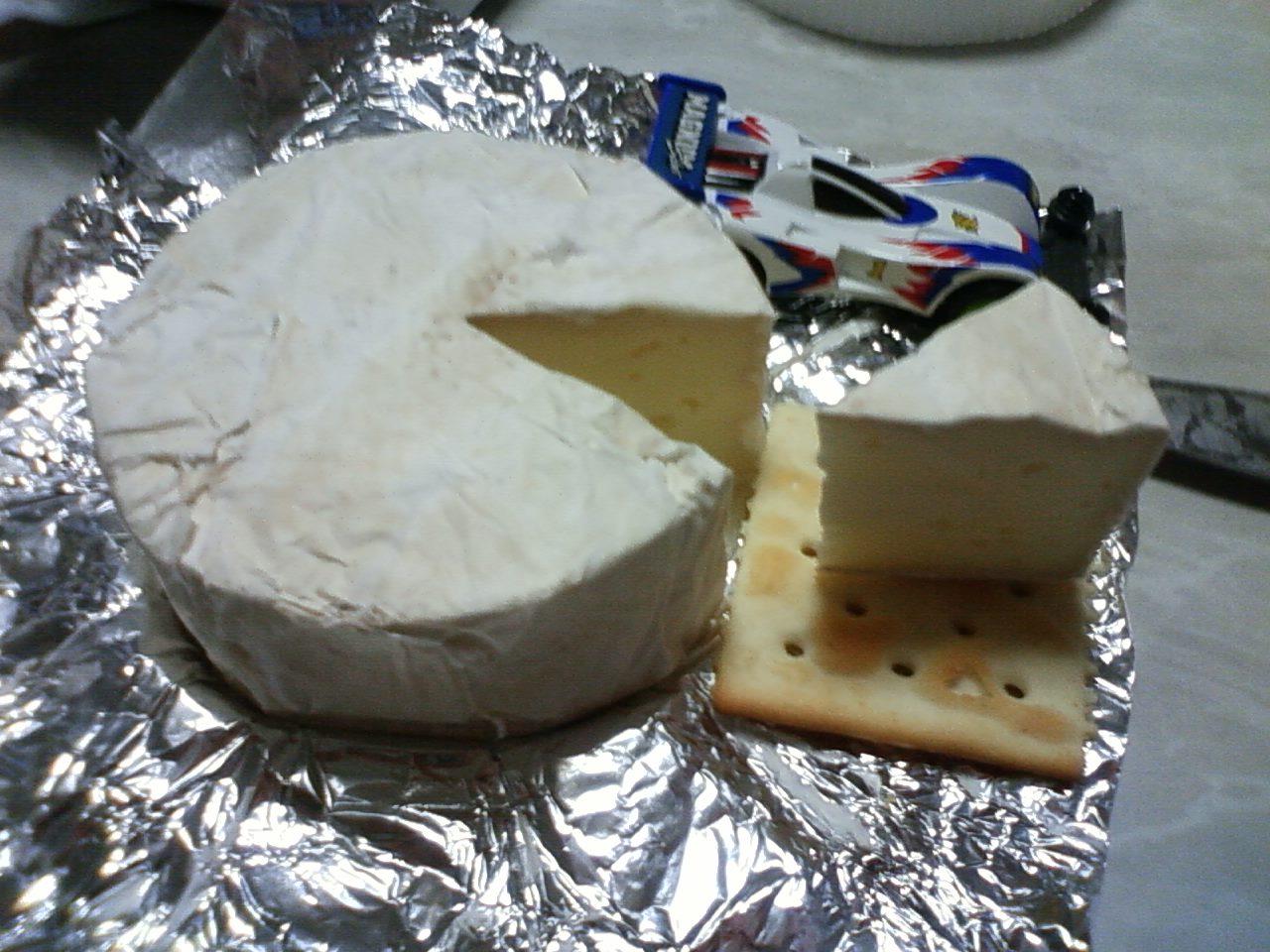 クレイルのチーズ