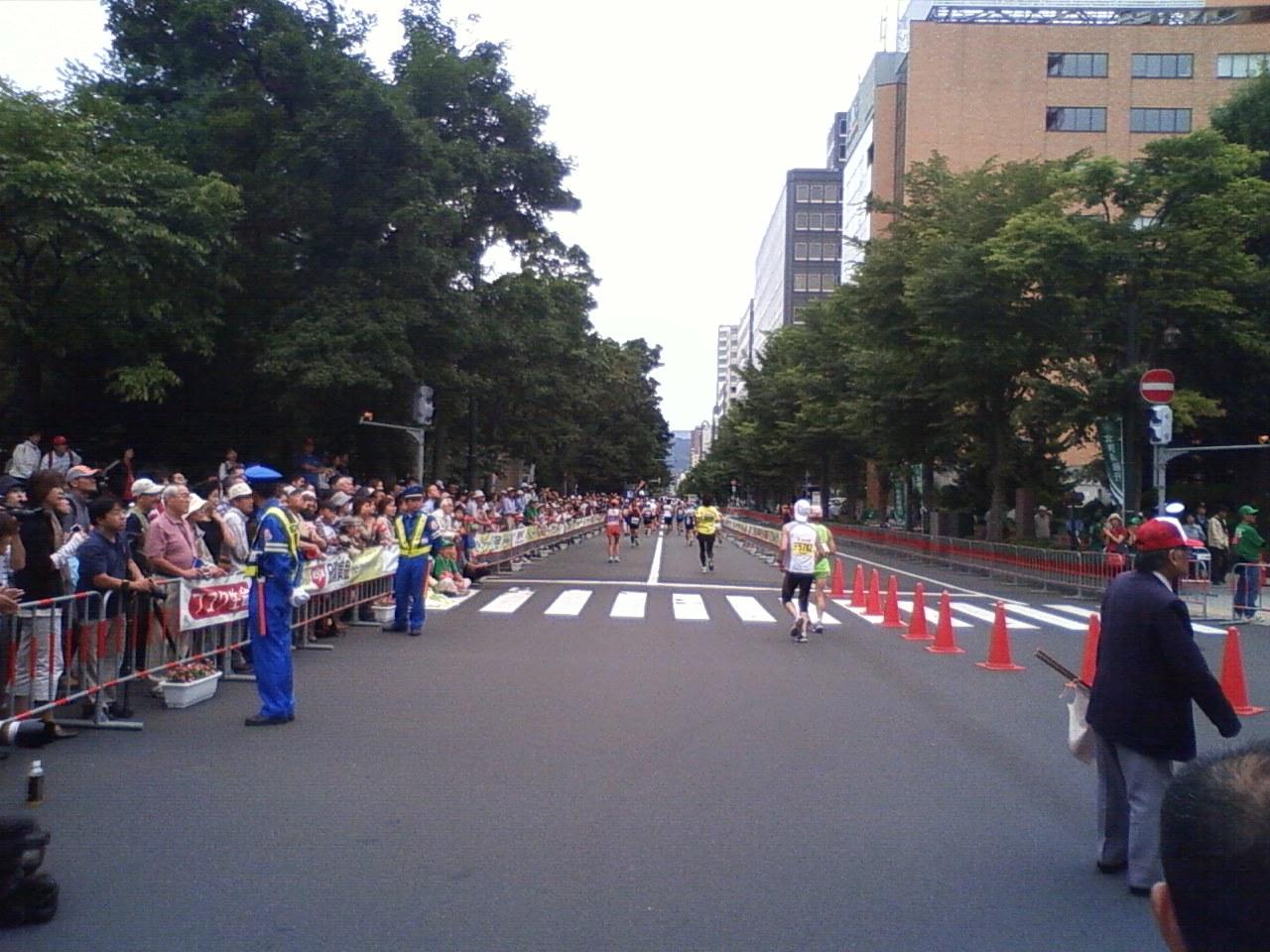 北海道マラソン完走