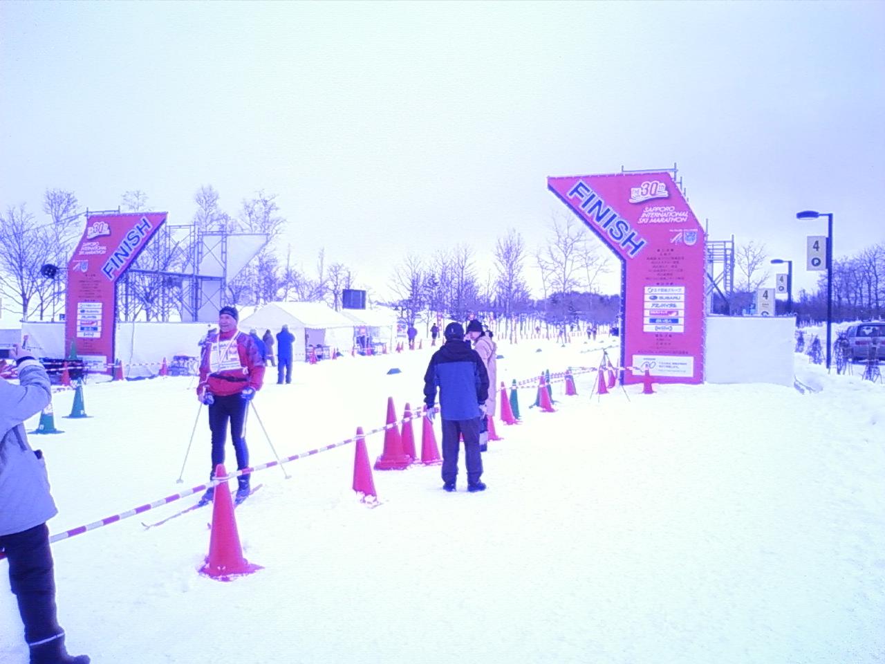 札幌国際スキーマラソン3