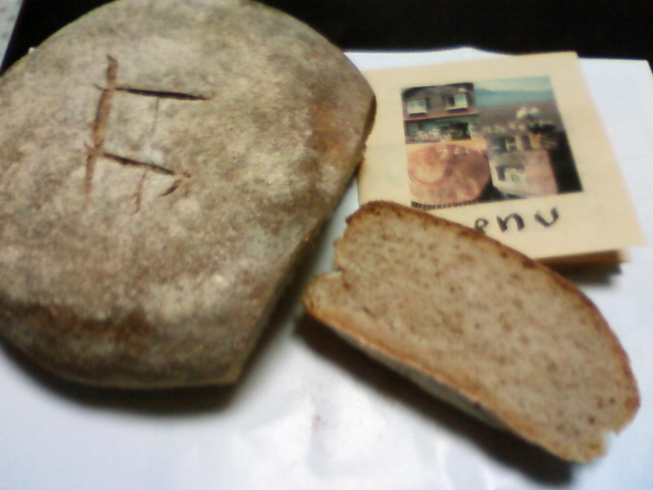 洞爺湖のパン屋