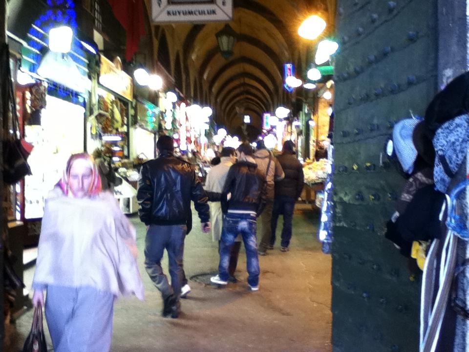 イスタンブール再び