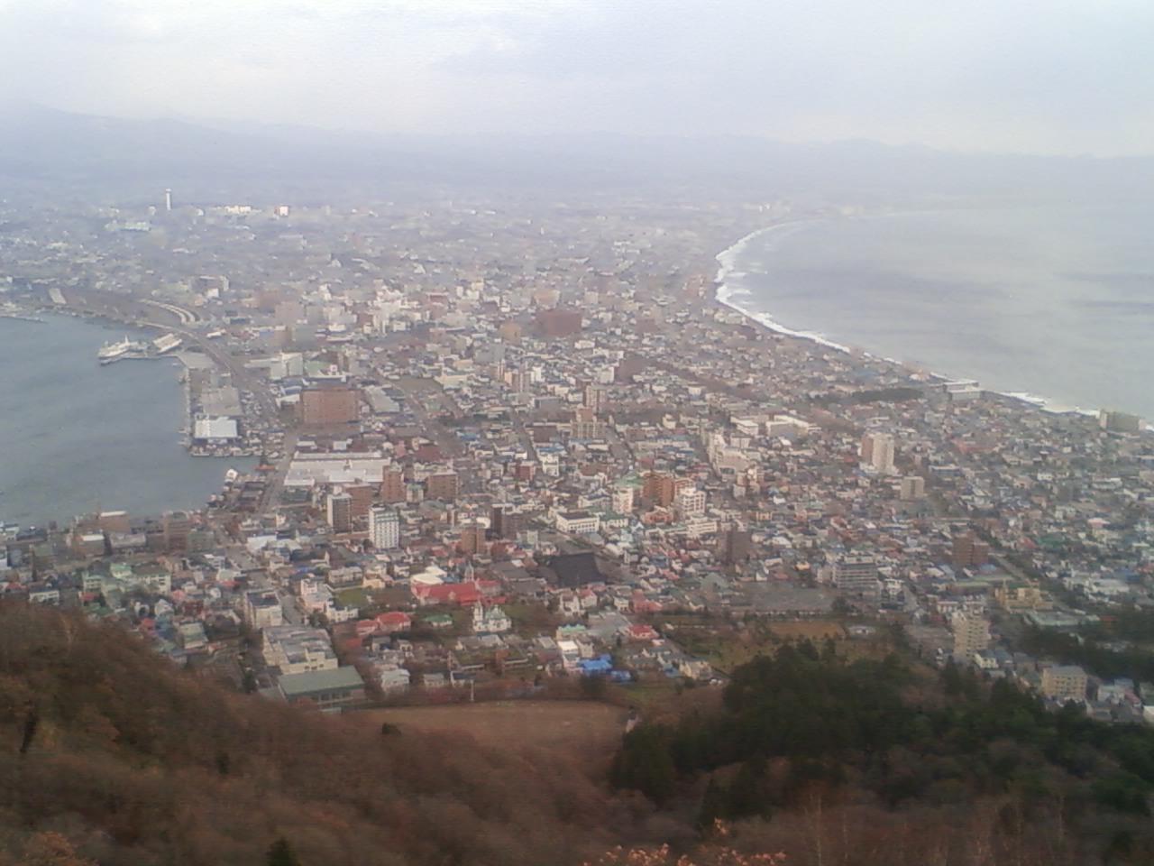函館山ラン
