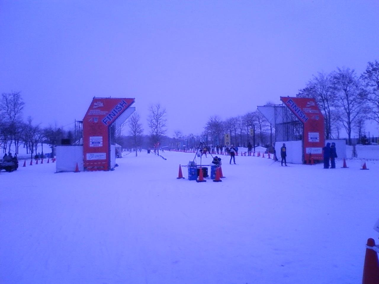札幌国際スキーマラソン2013