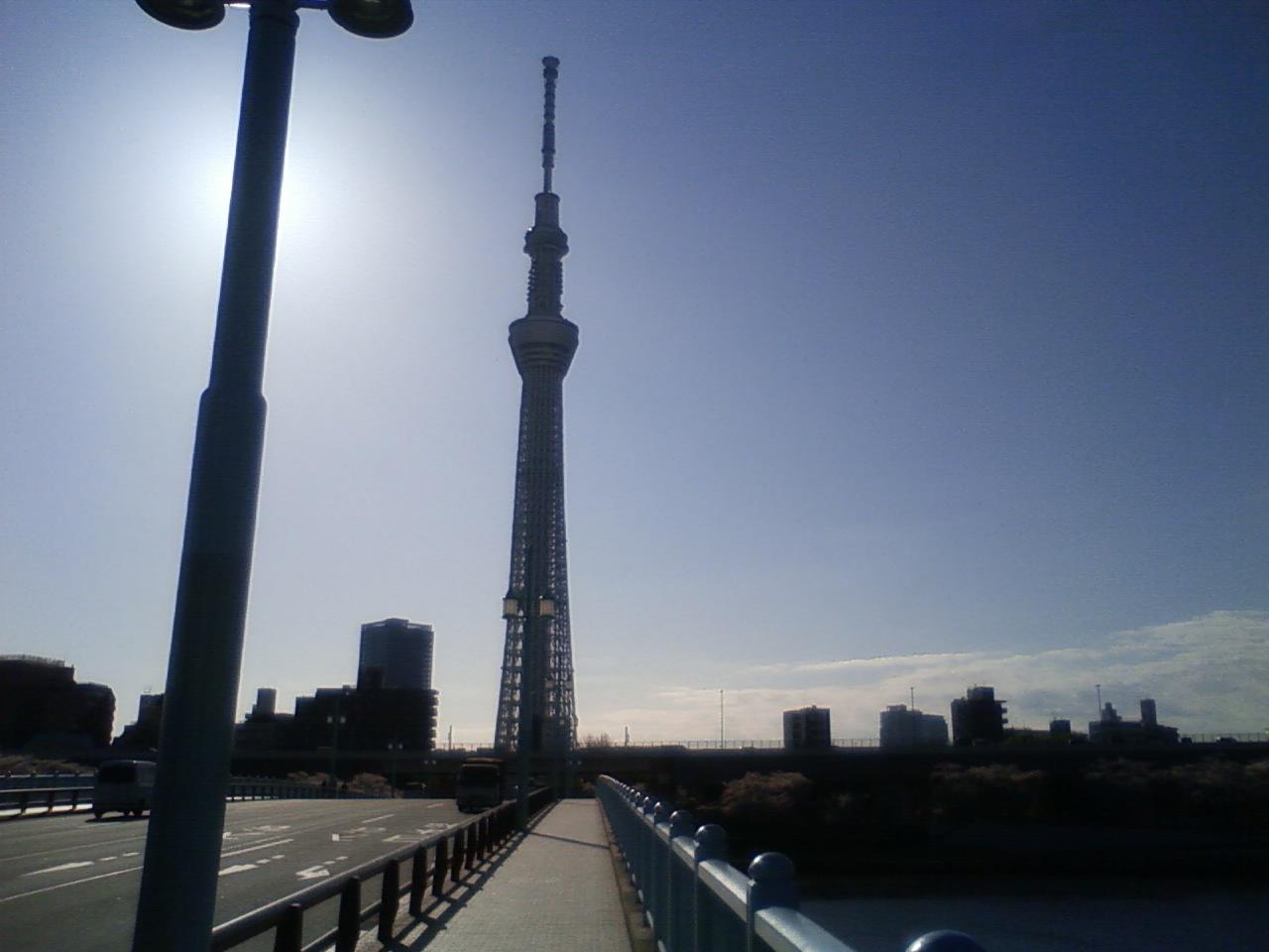 東京出張ラン