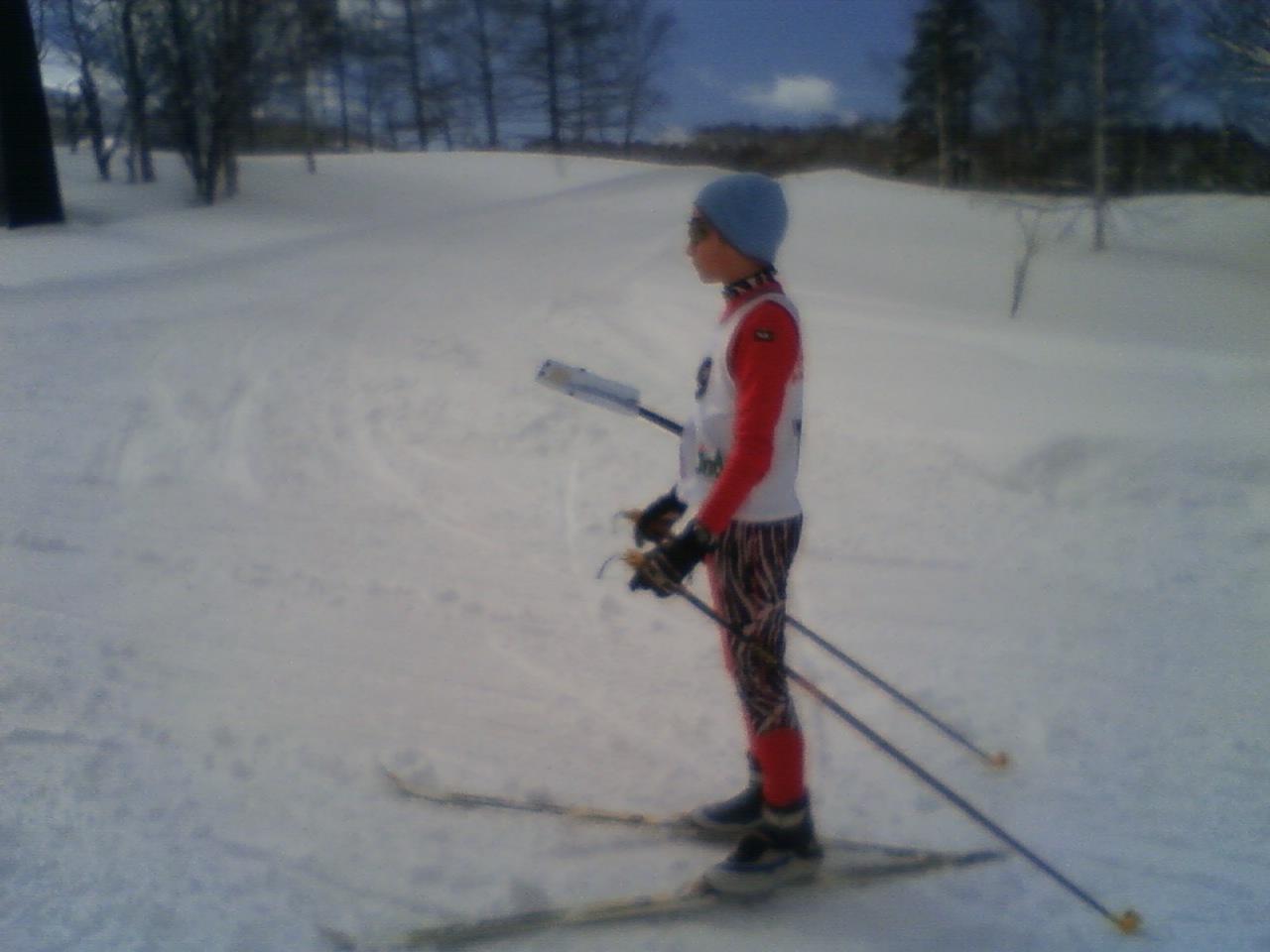 スキーオリエンテーリング2015