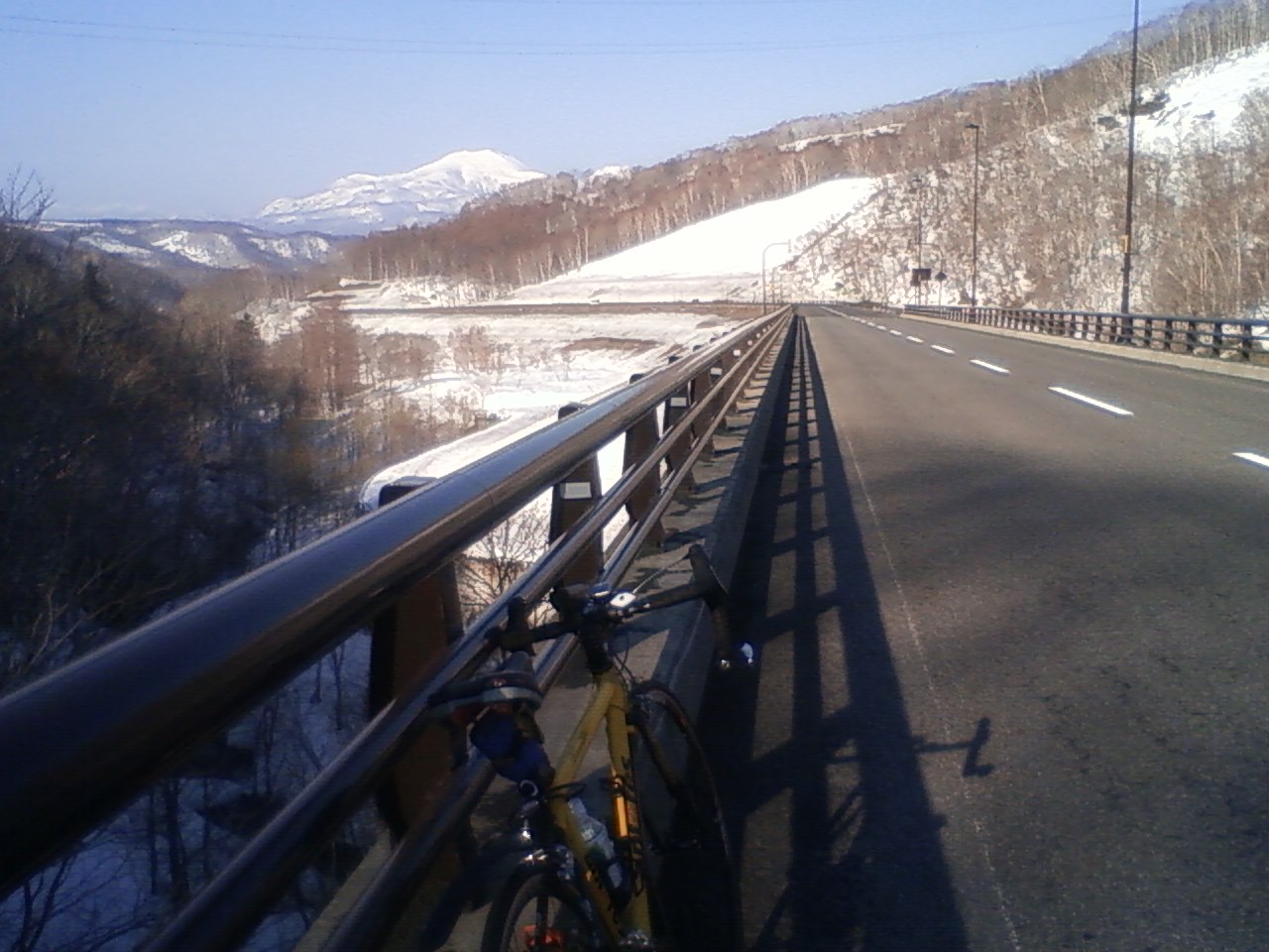 自転車通勤開始