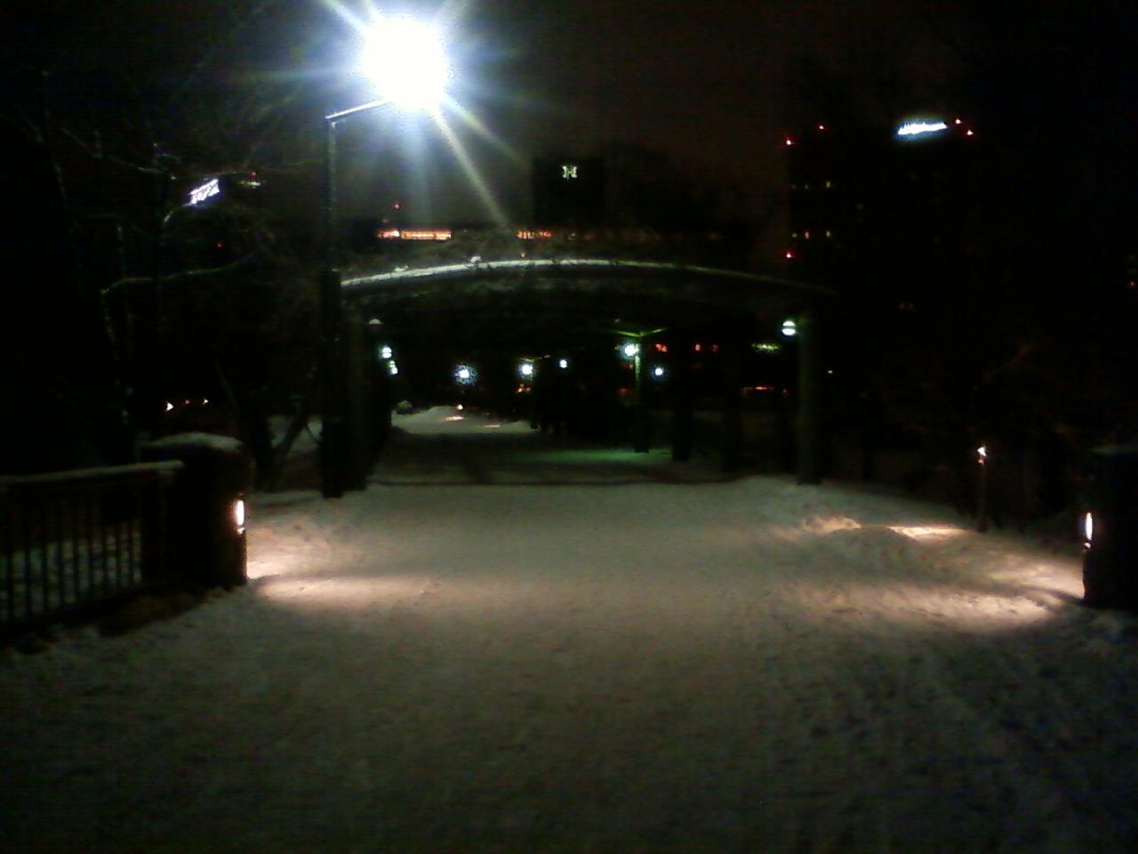 中島公園ラン14km
