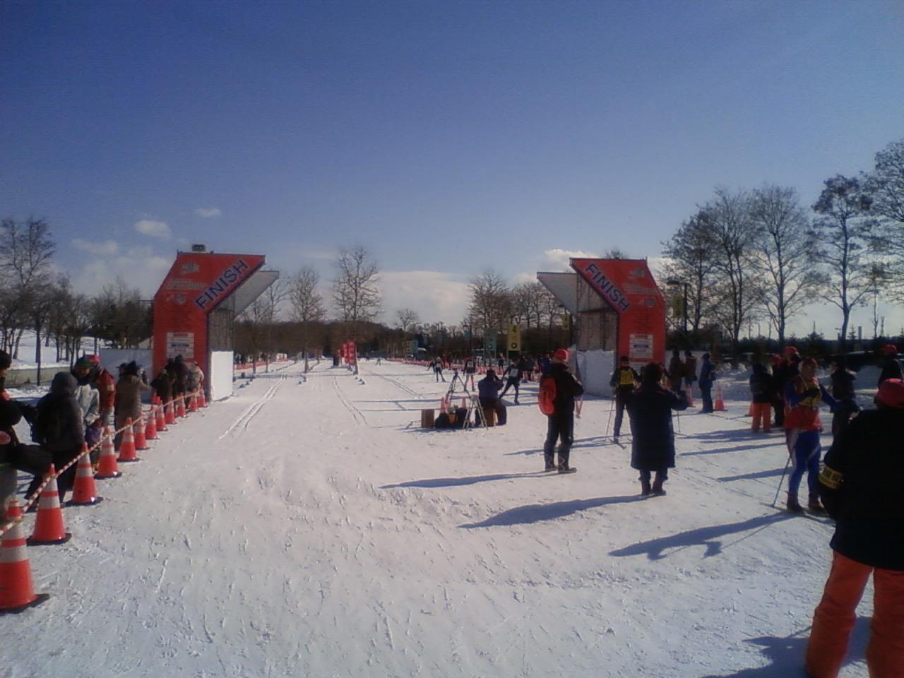 札幌国際スキーマラソン2016