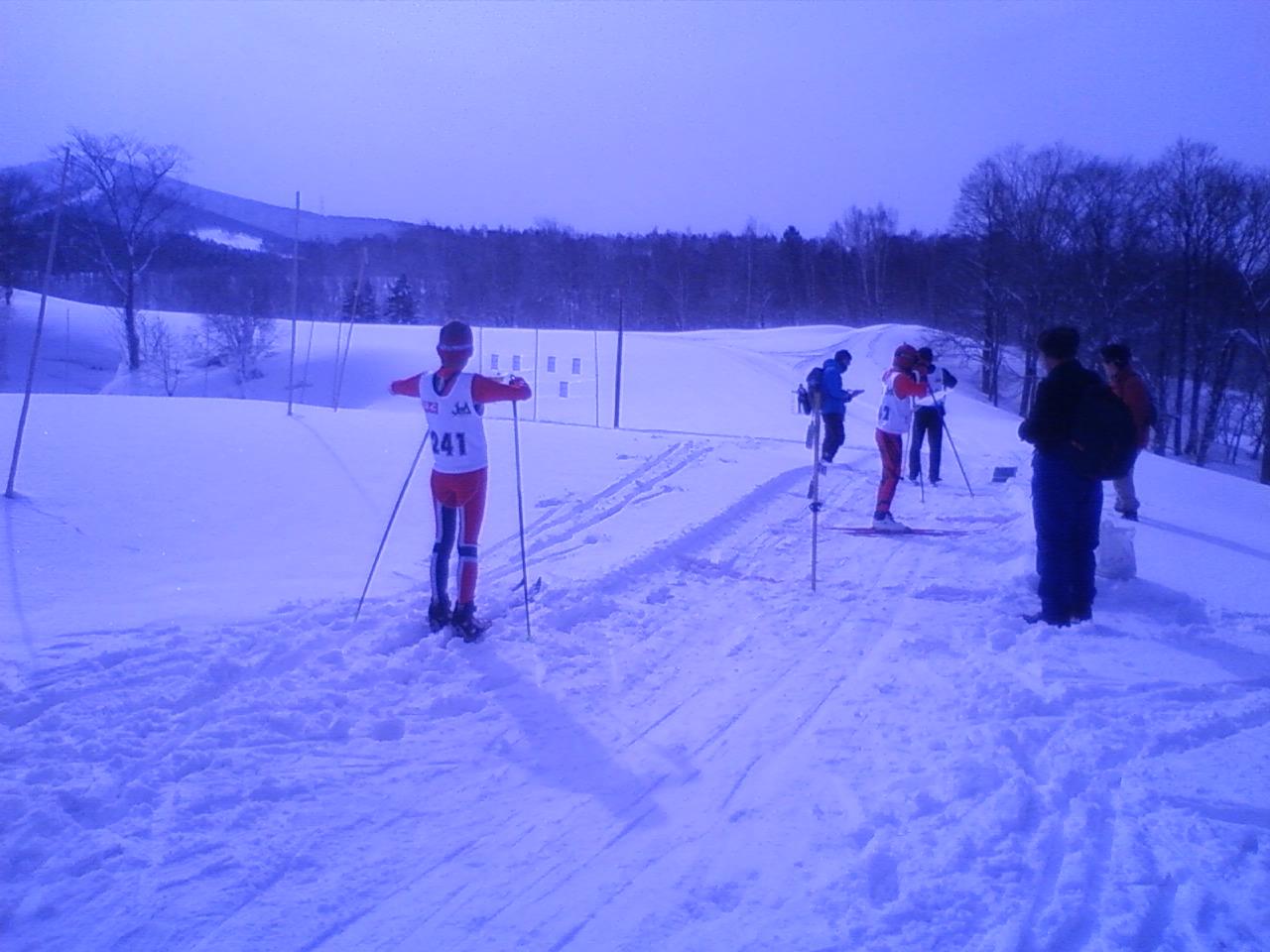 スキーオリエンテーリング選手権