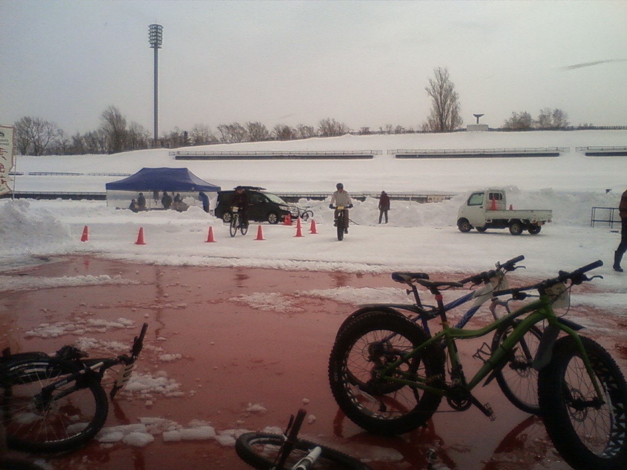 MTB2時間耐久レース