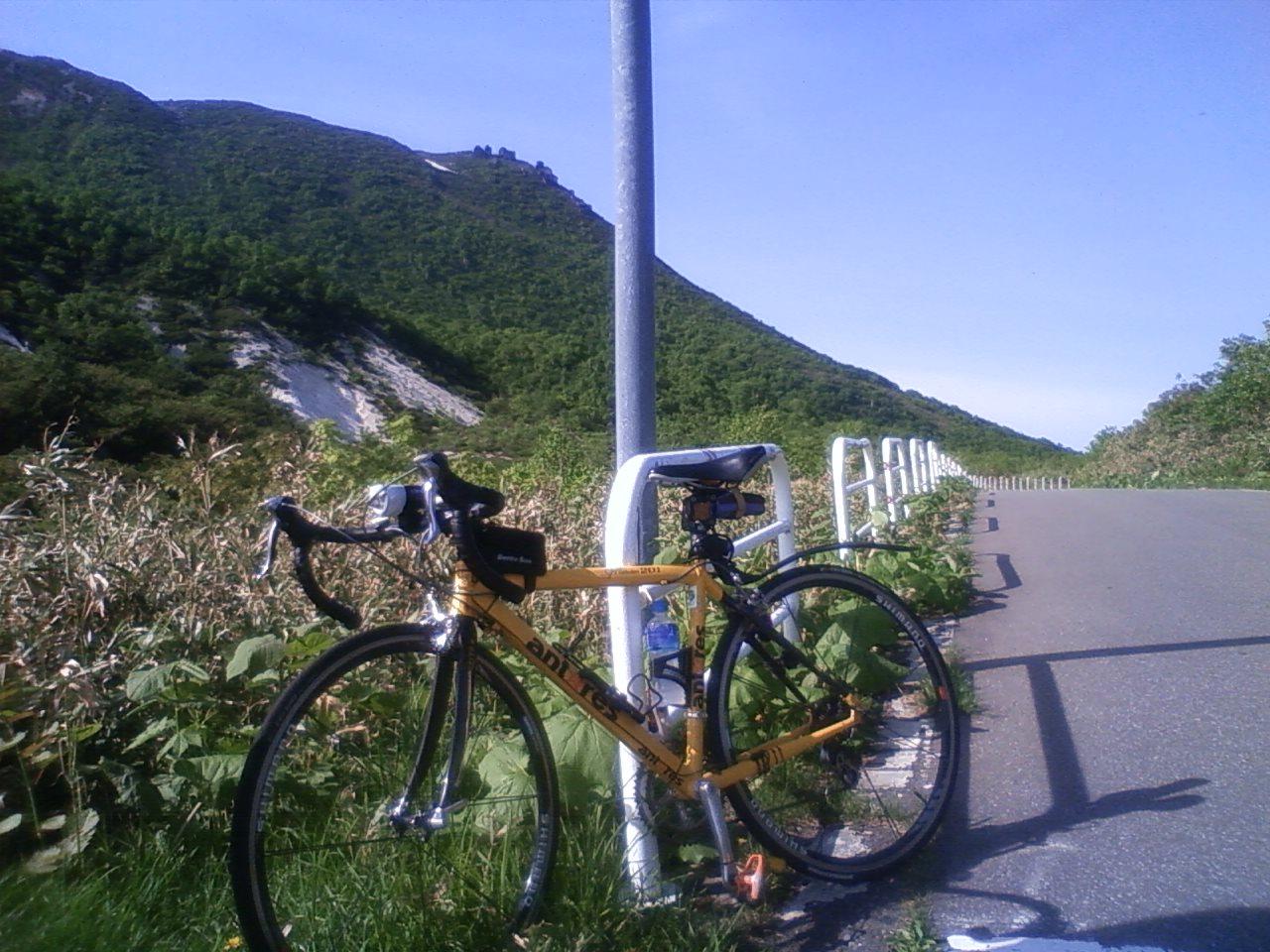 ワイス温泉から65km