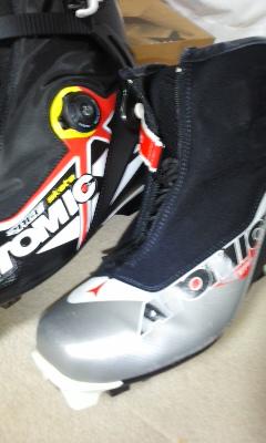 アトミックのブーツ