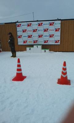 北大雪コース優勝