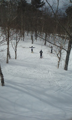 安比スキーオリエンテーリング