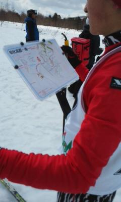 安比スキーオリ2日目