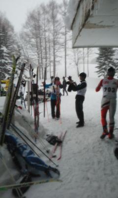 スキーOスプリント優勝
