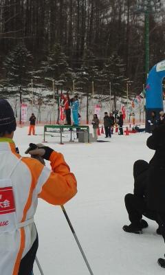 HBC歩くスキー大会
