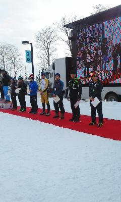 札幌国際スキーマラソン2018