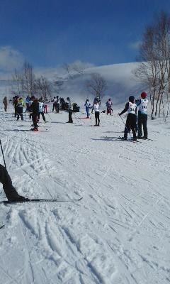 スキーオリ全日本選手権ロング2018