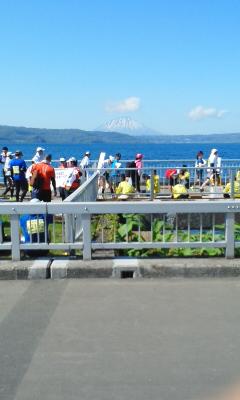 洞爺湖マラソン2018
