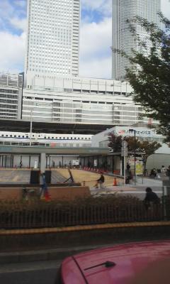 名古屋から福井へ