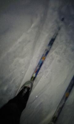 スキーO旭岳合宿