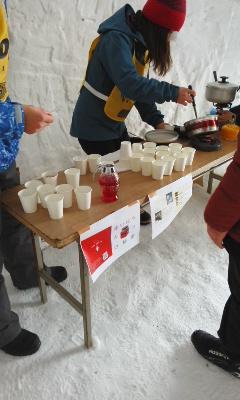 大滝国際スキーマラソン2019